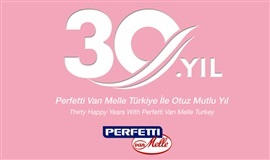 Thirty Happy Years With Perfetti Van Melle Turkey